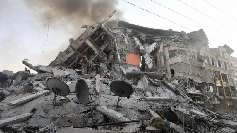 Les bombardements d'Israël poussent Gaza vers la catastrophe