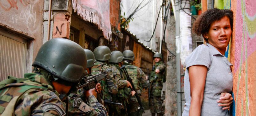 La violence policière au Brésil est « dévastatrice » – arrêtez les exportations d'armes suisses